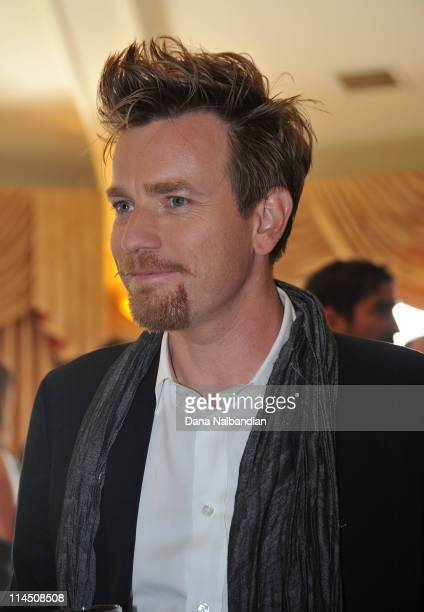 Actor Ewan McGregor attends the cocktail party for 'Love' at the Seattle International Film Festival at the Sorento Hotel on May 22 2011 in Seattle...