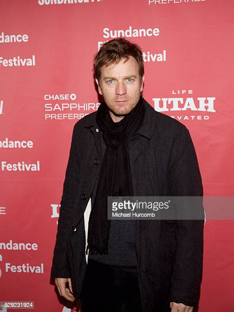 Actor Ewan McGregor attends the 'Last Days in the Desert' premiere at the 2015 Sundance Film Festival