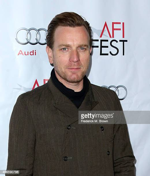 Actor Ewan McGregor attends the screening of Broad Green Picture's 'Last Days in the Desert' during AFI FEST 2015 presented by Audi at TCL Chinese 6...