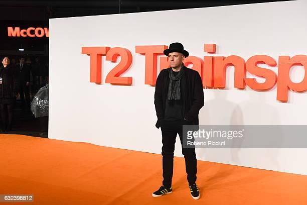 Actor Ewan McGregor attends the World Premiere of T2 Trainspotting at Cineworld on January 22, 2017 in Edinburgh, United Kingdom.