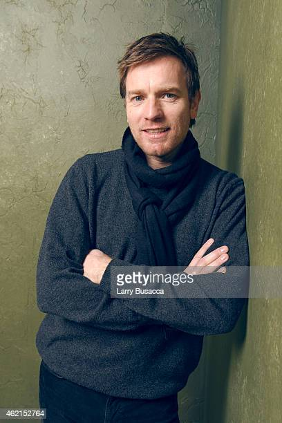 Actor Ewan McGregor of 'Last Days in the Desert' poses for a portrait at the Village at the Lift Presented by McDonald's McCafe during the 2015...
