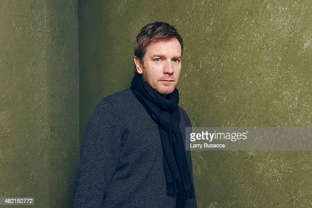Actor Ewan McGregor of Last Days in the Desert poses for a portrait at the Village at the Lift Presented by McDonald's McCafe during the 2015...