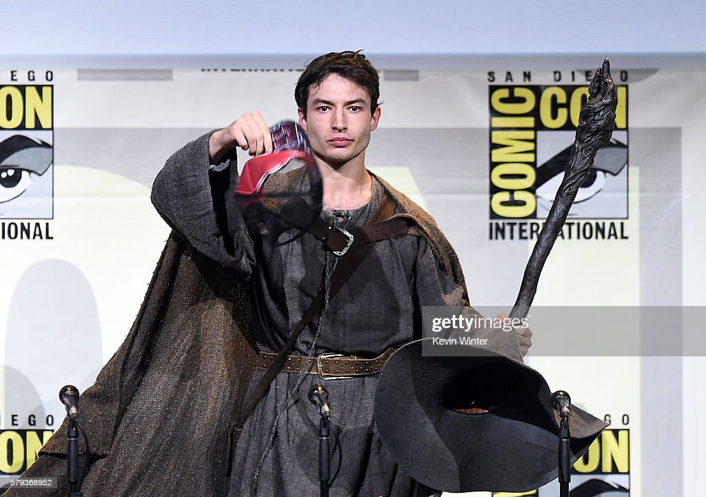 Comic-Con International 2016 - Warner Bros Presentation