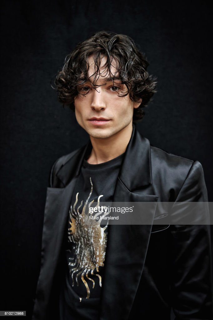 Ezra Miller, Self assignment, June 12, 2017