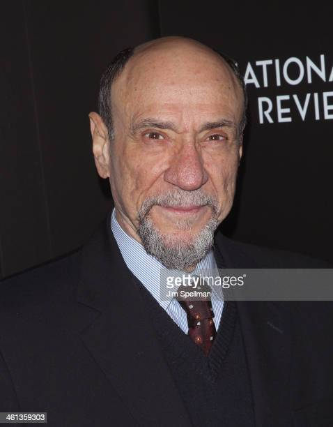 Actor F Murray Abraham attends the 2014 National Board Of Review Awards Gala at Cipriani 42nd Street on January 7 2014 in New York City