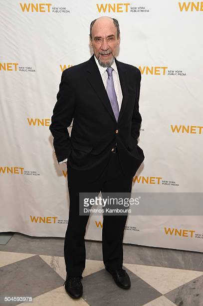 Actor F Murray Abraham attends the Mike Nichols American Masters world premiere at The Paley Center for Media on January 11 2016 in New York City