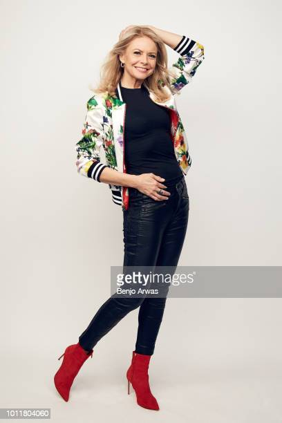 Actor Faith Ford of CBS's 'Murphy Brown' poses for a portrait during the 2018 Summer Television Critics Association Press Tour at The Beverly Hilton...