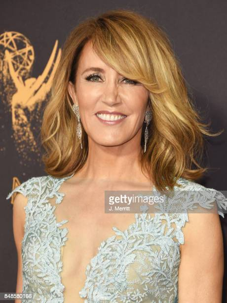 Actor Felicity Huffman attends the 69th Annual Primetime Emmy Awards at Microsoft Theater on September 17, 2017 in Los Angeles, California.