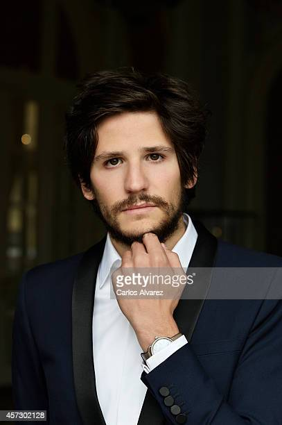 Actor Felix de Givry is photographed for Self Assignment in San Sebastian, Spain.