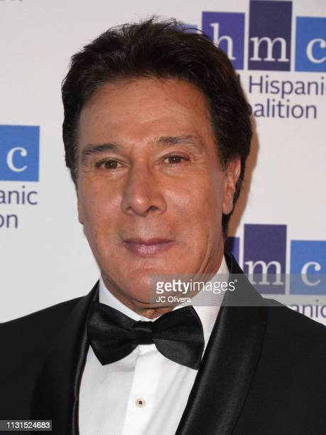 Actor Fernando Allende attends the 22nd Annual National Hispanic Media Coalition Impact Awards Gala at Regent Beverly Wilshire Hotel on February 22...