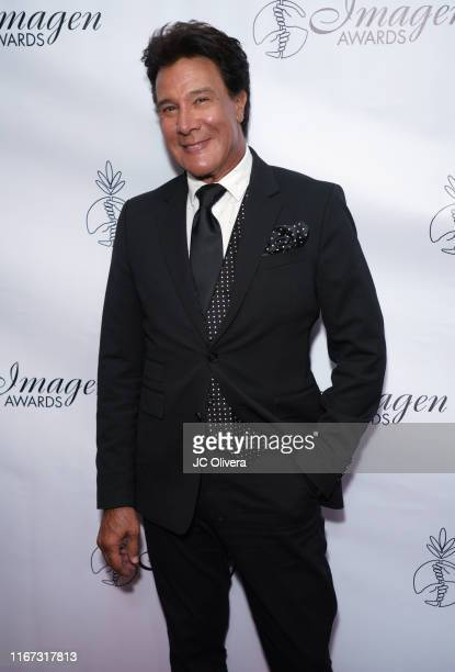 Actor Fernando Allende attends the 34th Annual Imagen Awards at the Beverly Wilshire Four Seasons Hotel on August 10 2019 in Beverly Hills California