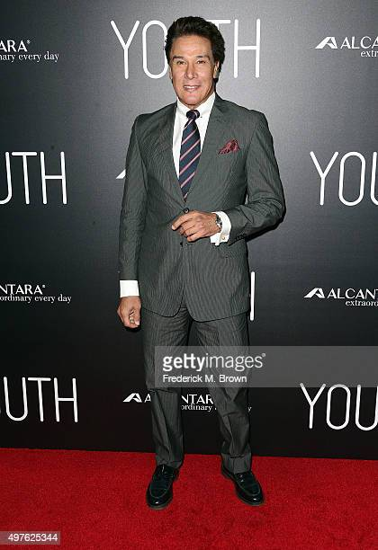 Actor Fernando Allende attends the Premiere of Fox Searchlight Pictures' Youth at the DGA Theater on November 17 2015 in Los Angeles California