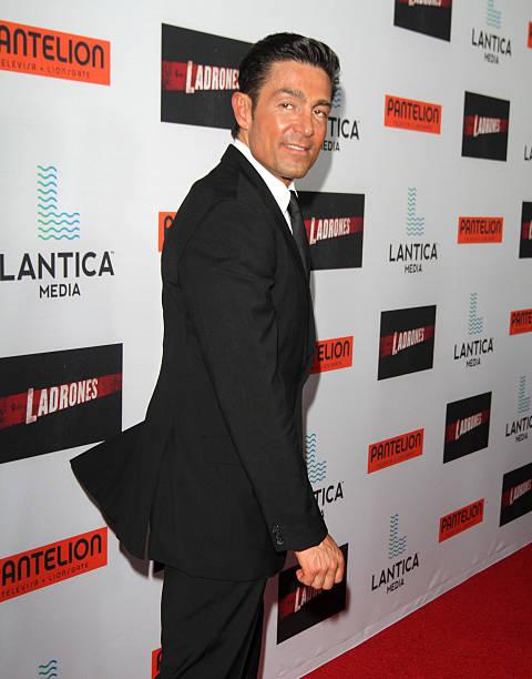 Actor Fernando Colunga attends the premiere of Pantelion Films