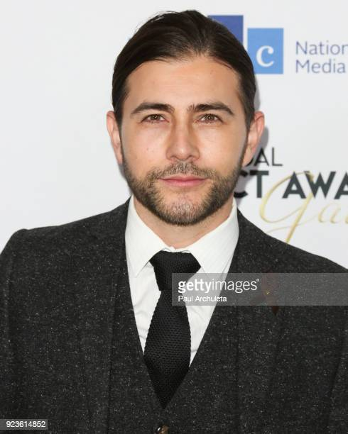 Actor Fernando Noriega attends the National Hispanic Media Coalition's 21st annual Impact Awards at the Beverly Wilshire Four Seasons Hotel on...