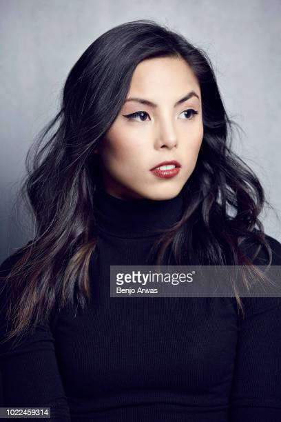 Actor filmmaker author and comedian Anna Akana is photographed on July 1 2016 in Los Angeles California