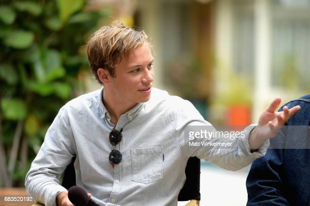 Actor Finn Cole at the Animal Kingdom Tacos and Tequila Event on May 15 2017 in Burbank California 27011_001
