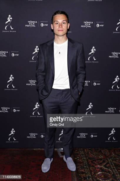 Actor Finn Cole attends the 2019 Tribeca Film Festival afterparty for Dreamland hosted by Johnnie Walker at The Mailroom on April 28 2019 in New York...