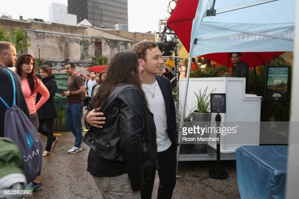 Actor Finn Cole attends TNT Animal Kingdom at SXSW 2017 on March 11 2017 in Austin Texas