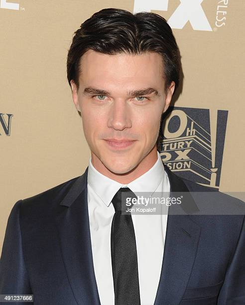 Actor Finn Wittrock arrives at the Premiere Screening Of FX's 'American Horror Story Hotel' at Regal Cinemas LA Live on October 3 2015 in Los Angeles...