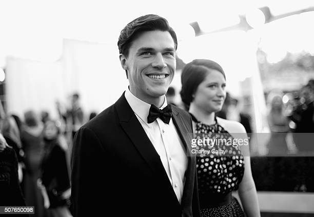Actor Finn Wittrock attends The 22nd Annual Screen Actors Guild Awards at The Shrine Auditorium on January 30 2016 in Los Angeles California 25650_020