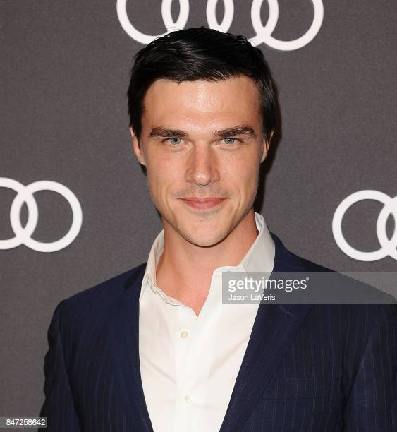 Actor Finn Wittrock attends the Audi celebration for the 69th Emmys at The Highlight Room at the Dream Hollywood on September 14 2017 in Hollywood...