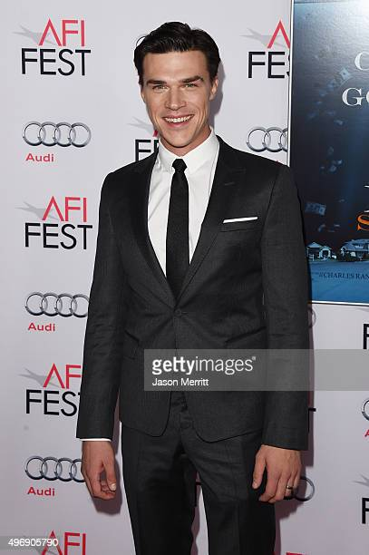 Actor Finn Wittrock attends the closing night gala premiere of Paramount Pictures' The Big Short during AFI FEST 2015 at TCL Chinese Theatre on...
