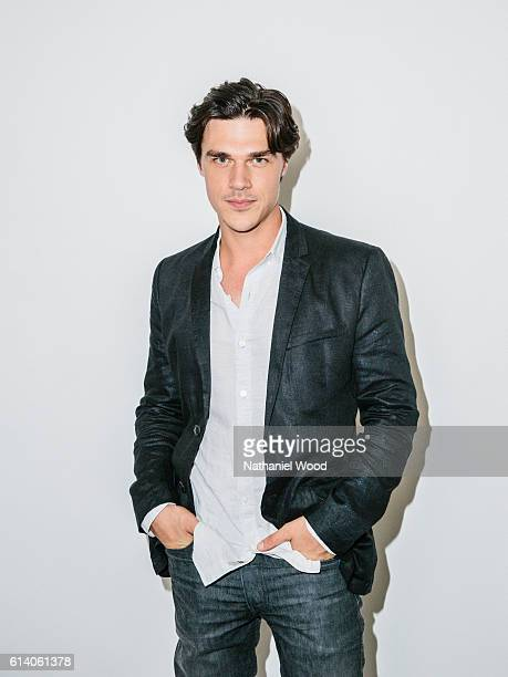 Actor Finn Wittrock is photographed for GQcom on June 28 2016 in Los Angeles California
