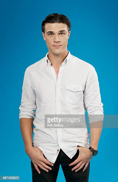 Actor Finn Wittrock is photographed for Los Angeles Times on September 3 2015 in Los Angeles California PUBLISHED IMAGE CREDIT MUST BE Kirk McKoy/Los...