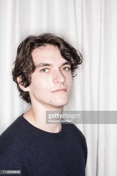 Actor Fionn Whitehead from 'Port Authority' poses for a portrait on May 18 2019 in Cannes France