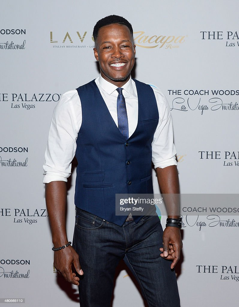 Coach Woodson Las Vegas Invitational Red Carpet & Pairings Party At LAVO Restaurant & Nightclub