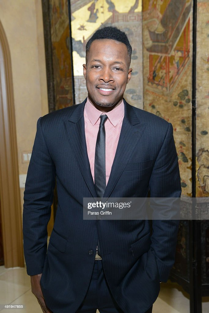 Actor Flex Alexander attends 2014 Blues In The Night on May 17, 2014 in Atlanta, Georgia.