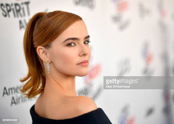 Actor Florence Pugh attends the 2018 Film Independent Spirit Awards on March 3 2018 in Santa Monica California