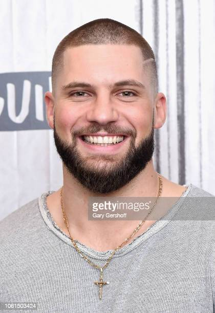 Actor Florian Munteanu visits Build Series to discuss the film 'Creed ll' at Build Studio on November 14 2018 in New York City