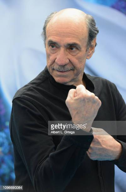 """Actor F.Murray Abraham arrives for Universal Pictures and DreamWorks Animation premiere of """"How To Train Your Dragon: The Hidden World"""" held at..."""