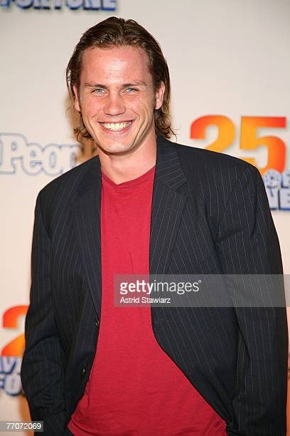 Actor Forbes March attends the 25th anniversary celebration of the television game show Wheel Of Fortune at Radio City Music Hall September 27 2007...