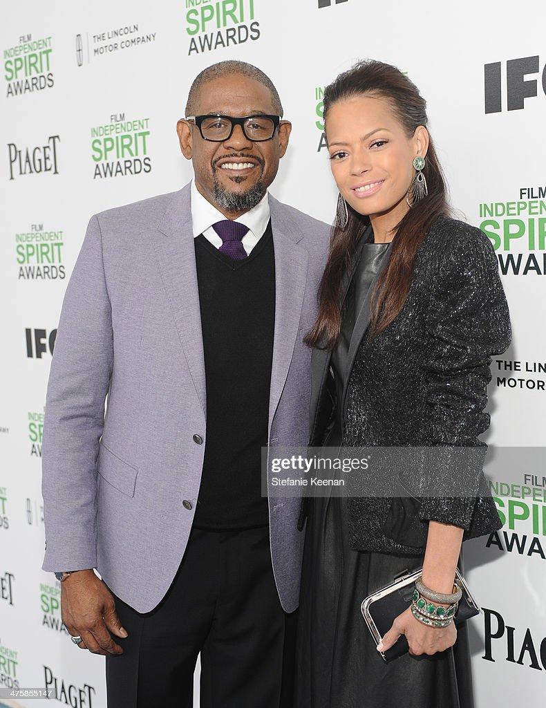 Piaget At The 2014 Film Independent Spirit Awards : News Photo