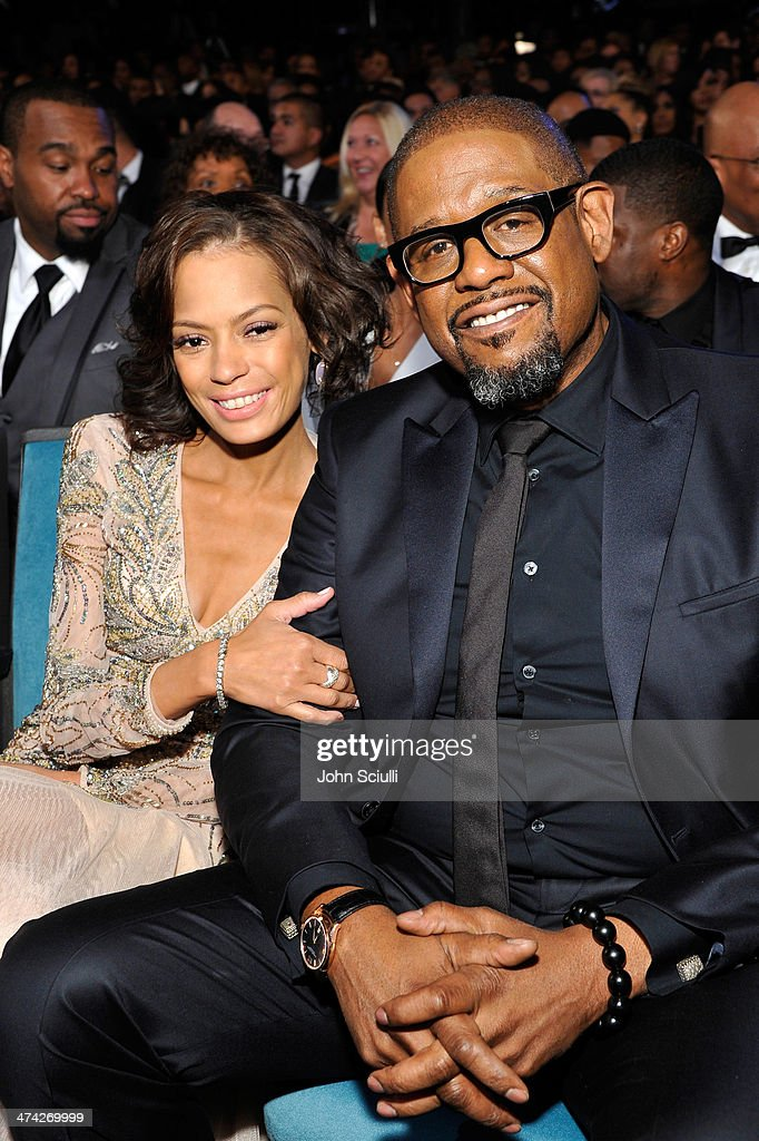 45th NAACP Image Awards Presented By TV One - Backstage And Audience : News Photo