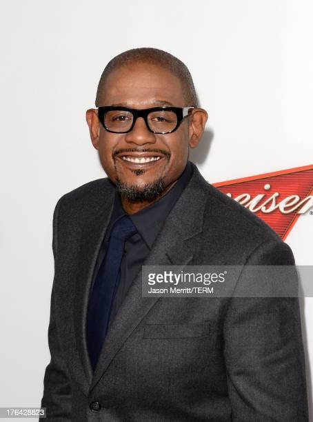 """Actor Forest Whitaker arrives at the premiere of The Weinstein Company's """"Lee Daniels' The Butler"""" at Regal Cinemas L.A. Live on August 12, 2013 in..."""