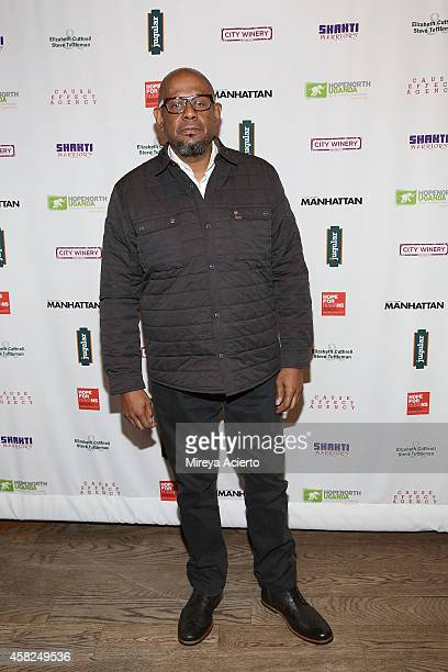 Actor Forest Whitaker attends 2014 Hope North Benefit Gala at City Winery on November 1 2014 in New York City
