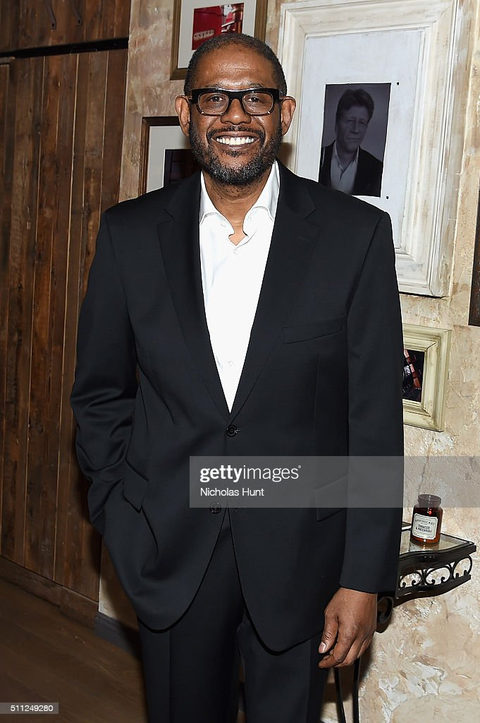 Harvey Weinstein Hosts A Celebration For Forest Whitaker In Eugene O'Neill's Hughie