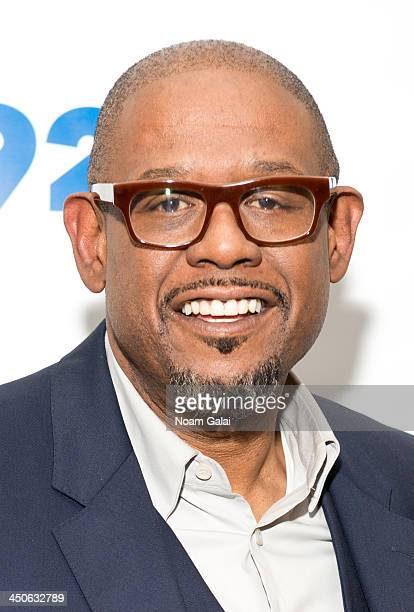 Actor Forest Whitaker attends the 'Black Nativity' Preview Screening at the 92nd Street Y on November 19 2013 in New York City