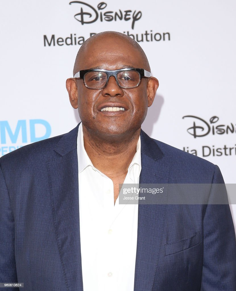 Actor Forest Whitaker attends the Disney/ABC International Upfronts at the Walt Disney Studio Lot on May 20, 2018 in Burbank, California.