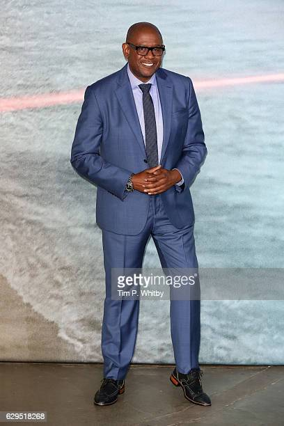 Actor Forest Whitaker attends the launch event for Rogue One A Star Wars Story at Tate Modern on December 13 2016 in London England