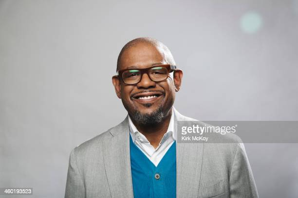 Actor Forest Whitaker is photographed for Los Angeles Times on November 10 2013 in Los Angeles California CREDIT MUST BE Kirk McKoy/Los Angeles...