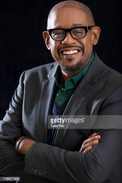 Actor Forest Whitaker is photographed for USA Today on August 15 2013 in New York City PUBLISHED IMAGE
