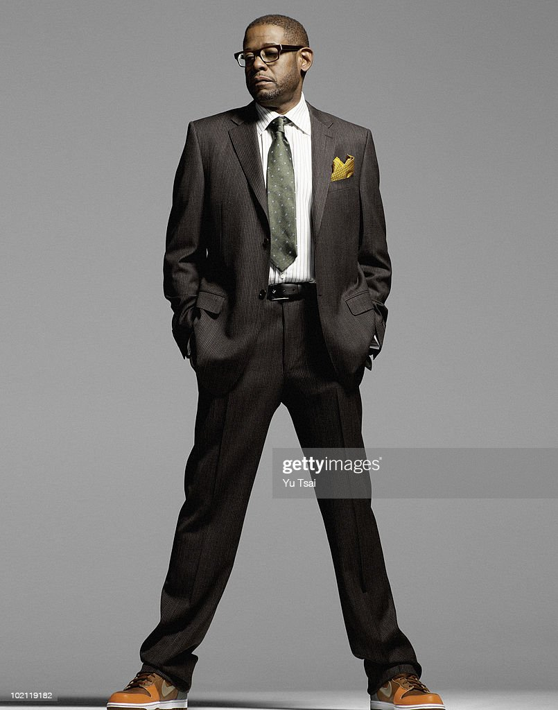 Actor Forest Whitaker poses at a portrait session for New York Moves, in Los Angeles, CA on April 1, 2010. PUBLISHED IMAGE. (Photo by Yu Tsai/ Contour by Getty Images).