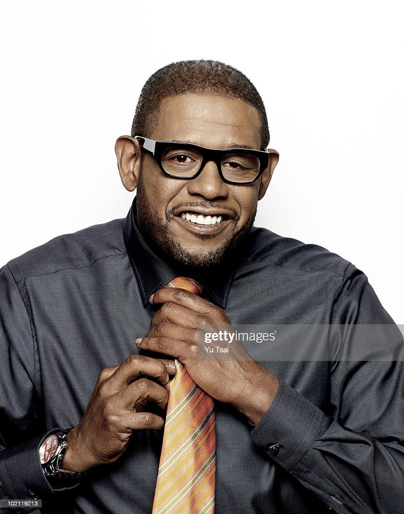 Actor Forest Whitaker poses at a portrait session for New York Moves, in Los Angeles, CA on April 1, 2010. (Photo by Yu Tsai/ Contour by Getty Images).