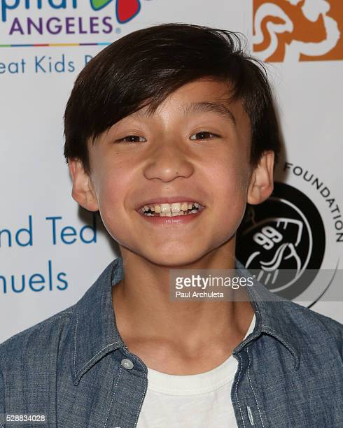 Actor Forrest Wheeler attends Dreamnight at The Los Angeles Zoo at Los Angeles Zoo on May 6 2016 in Los Angeles California