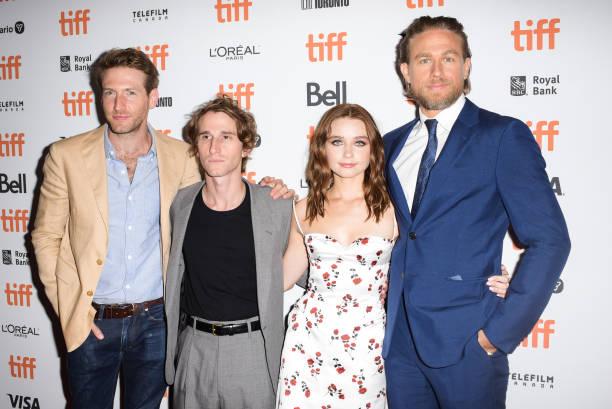 "CAN: 2019 Toronto International Film Festival - ""Jungleland"" Photo Call"