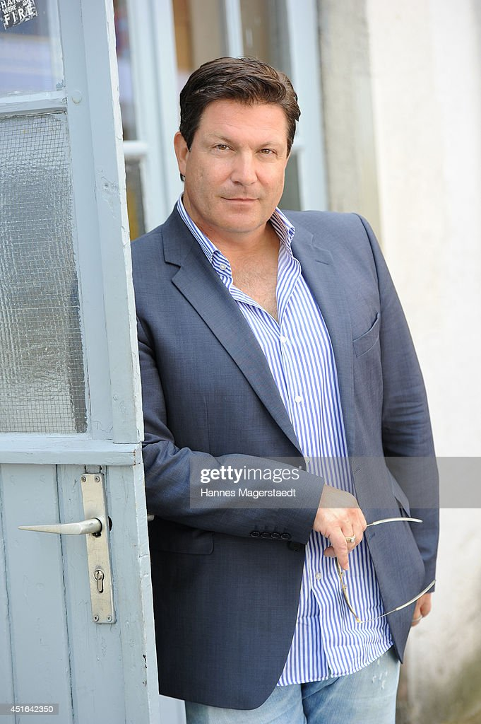Actor Francis Fulton-Smith attends the FFF Reception at Praterinsel on July 3, 2014 in Munich, Germany.